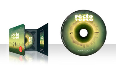 Rectoverso music album package